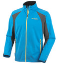 Columbia Men's Tectonic Softshell compass blue, blade